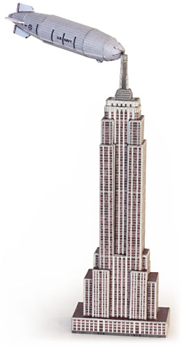 How to Build The Empire State Building