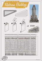 Flatiron Building card