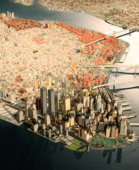 New York in Miniature