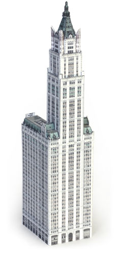 Build Your Own New York Woolworth Building